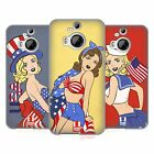 HEAD CASE DESIGNS AMERICA'S SWEETHEART USA SOFT GEL CASE FOR HTC PHONES 2