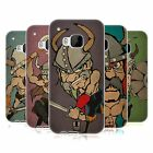 HEAD CASE DESIGNS VIKINGS SOFT GEL CASE FOR HTC PHONES 1