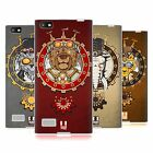 HEAD CASE DESIGNS STEAMPUNK ANIMALS SOFT GEL CASE FOR BLACKBERRY PHONES