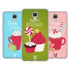 HEAD CASE DESIGNS HOLIDAY TREATS SOFT GEL CASE FOR LG PHONES 2