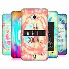 HEAD CASE DESIGNS TIE DYE CRY SOFT GEL CASE FOR NOKIA PHONES 1