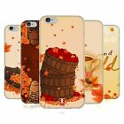 HEAD CASE DESIGNS AUTUMN SOFT GEL CASE FOR APPLE iPHONE PHONES