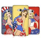 HEAD CASE DESIGNS AMERICA'S SWEETHEART USA SOFT GEL CASE FOR NOKIA PHONES 2