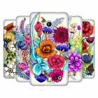 HEAD CASE DESIGNS WATERCOLOURED FLOWERS SOFT GEL CASE FOR NOKIA PHONES 2