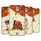 HEAD CASE DESIGNS AUTUMN CRITTERS SOFT GEL CASE FOR SAMSUNG PHONES 2