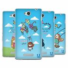 HEAD CASE DESIGNS SKY OF KITES SOFT GEL CASE FOR SONY PHONES 3