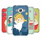 HEAD CASE DESIGNS JOLLY CHRISTMAS TOONS SOFT GEL CASE FOR SAMSUNG PHONES 4