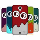 HEAD CASE DESIGNS MELT MONSTERS SOFT GEL CASE FOR SAMSUNG PHONES 4