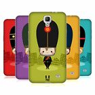 HEAD CASE DESIGNS MINI ROYAL GUARDS SOFT GEL CASE FOR SAMSUNG PHONES 4