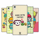 HEAD CASE DESIGNS KAWAII MACARONS SOFT GEL CASE FOR SONY PHONES 2
