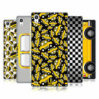 HEAD CASE DESIGNS YELLOW CAB SOFT GEL CASE FOR SONY PHONES 2