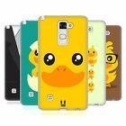 HEAD CASE DESIGNS KAWAII DUCK SOFT GEL CASE FOR LG PHONES 3