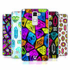 HEAD CASE DESIGNS VIVID PRINTED JEWELS SOFT GEL CASE FOR LG PHONES 3