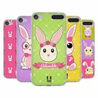 HEAD CASE DESIGNS SOFIE THE BUNNY SOFT GEL CASE FOR APPLE iPOD TOUCH MP3