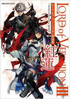 LORD of VERMILION BOOK art Illustrations   Ver.3.0