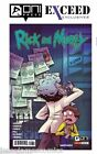 RICK AND MORTY #10 EXCEED EXCLUSIVES ONI PRESS VARIANT JESSE JAMES MADY G ex1