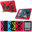 Pepkoo Survivor Military Shock Proof Defender Cover Stand For Apple iPad Mini 2