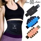 AU New Xtreme Belt Thermo Shaper Hot Power Slimming Shaper Sport Corset Burn fat