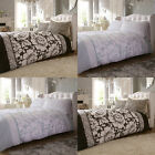 Catherine Lansfield Home Victoriana 200 Thread Count Duvet Cover Set