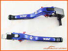 KTM 950 Supermoto 07-2008 CNC Folding Adjustable Extendable Brake Clutch Levers