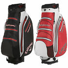 CALLAWAY MENS AQUA DRY WATERPROOF GOLF CART BAG NEW 14 DIVIDER CHEV TROLLEY 2016