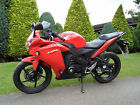 HONDA CBR125R-D CBR125-R QUALITY LEARNER LEGAL MOTORCYCLE RED *8831 MILES* 2014