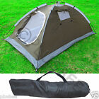 Waterproof Dome Tent 2 Person Berth Lightweight Outdoor Camping With Carry Bag