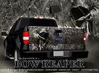 Truck Tailgate Decal Chevy Dodge Ford Toyota 4x4 Bow Reaper Graphic Kit NEW