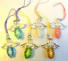 Guardian Angel/Fairy Handbag/Mobile Charm Gift or Christmas Tree Decoration