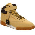 Mens Reebok Ex-O-Fit Plus Hi Wp Trainers In Wheat From Get The Label