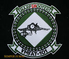 VMFAT101 SHARPSHOOTERS PATCH US MARINES MCAS EL TORO YUMA 3D MAW F4 PHANTOM WING