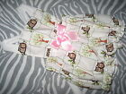 NEW Baby Girls Owls White Pink Short Bloomers Pantaloons Dungerees set Gift