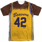 T-Shirts Sizes S-3XL New Authentic Mens Teen Wolf Jersey Vibrant Color T-Shirt