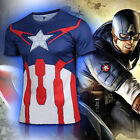 Superhero Marvel Costume Cycling Tee T-Shirts Short/Long Sleeve Bicycle Jersey