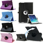 Leather 360 Degree Rotating Smart Stand Case Cover For APPLE iPad 2 iPad 3 iPad4