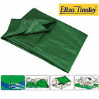 Large Special Offer Tarpaulin Heavy Duty Waterproof Camping Ground Sheet Tarp
