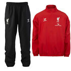 unisex-child Liverpool Football Club Presentation Tracksuit Full Zip Sports Trai