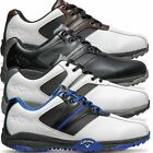 Callaway 2016 Chev Comfort II Leather Upper Water Resistant Mens Golf Shoes