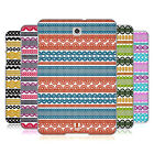 HEAD CASE DESIGNS STRIPES OF LACES HARD BACK CASE FOR SAMSUNG GALAXY TAB S2 8.0