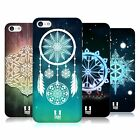 HEAD CASE DESIGNS SNOWFLAKES HARD BACK CASE FOR APPLE iPHONE 5C
