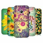 HEAD CASE DESIGNS SUNFLOWER HARD BACK CASE FOR HTC ONE MINI 2
