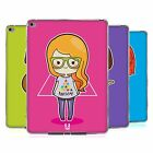 HEAD CASE DESIGNS COOL GIRLS SOFT GEL CASE FOR APPLE iPAD AIR 2