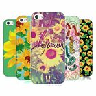 HEAD CASE DESIGNS SUNFLOWER SOFT GEL CASE FOR APPLE iPHONE 5C