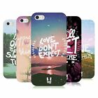 HEAD CASE DESIGNS THOUGHTS TO PONDER SOFT GEL CASE FOR APPLE iPHONE 5 5S SE