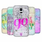 HEAD CASE DESIGNS WANDERLUST STATEMENTS SOFT GEL CASE FOR SAMSUNG GALAXY S5 MINI