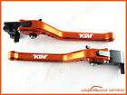 KTM 390 Duke / RC390 2013 - 2016 CNC Long Adjustable Brake Clutch Levers