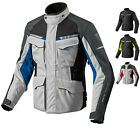 Rev It Outback 2 Motorcycle Jacket Motorbike Touring Textile WP Thermal Armoured