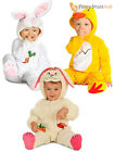 Baby Toddler Bunny Rabbit Costume Girl Boy Easter Chick Fancy Dress Animal Child