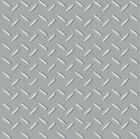 CONSTRUCTION METAL PLATE GREY NOVELTY SEWING CRAFT QUILT FABRIC *Free Oz Post