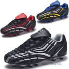 Внешний вид - New Boys Girls Outdoor Soccer Tennis Shoes Cleats Youth Kids Baseball Football